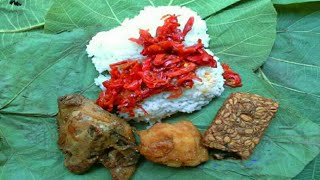 Nasi Jamblang Mang Dul, Sega Jamblang Masakane Wong Cirebon