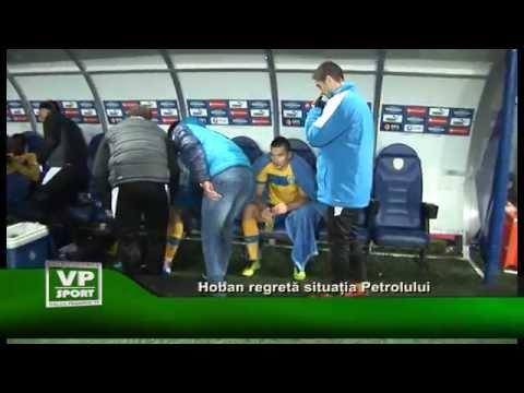 Hoban regreta situatia Petrolului