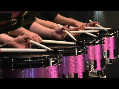 WRONZI´s COWBELL GROOVE / gespielt von der P&S-Drumline