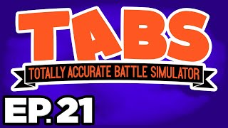 Totally Accurate Battle Simulator Ep.21 - • SPOOKY HALLOWEEN FACTION CAMPAIGN! (Gameplay Lets Play)