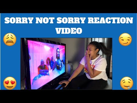 My Reactions: Demi Lovato's Sorry Not Sorry Music Video | phalANGEs
