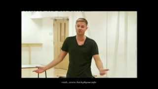SCD It Takes two - Nicky Byrne clip 06-12-12