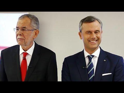 Österreich wählt einen neuer Präsidenten: Van der B ...