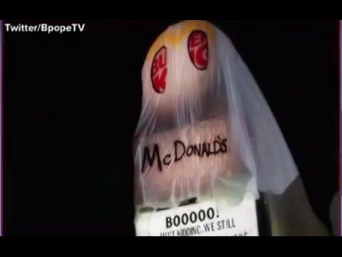Burger King's Halloween Costume