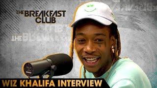 Video Wiz Khalifa Interview With The Breakfast Club (6-24-16) MP3, 3GP, MP4, WEBM, AVI, FLV Agustus 2019