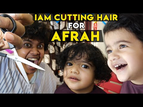 I am a Hair Stylist now!  | Afrah's Hair Transformation | Irfan's View
