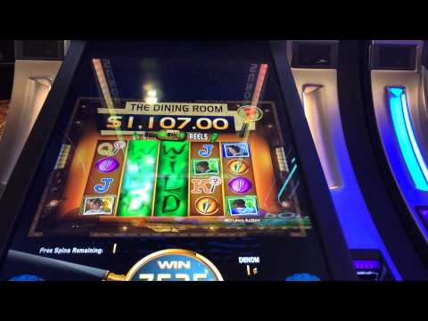Clue Slot Machine Bonus – Free Spin Bonus – Big Win!!!
