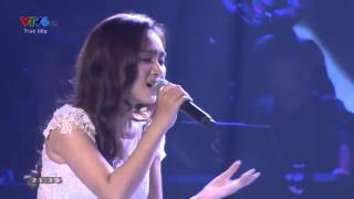 Bài Hát Việt: Ái Phương, Bé Bảo An - Mẹ Ru Con - Liveshow Tháng 9/2014