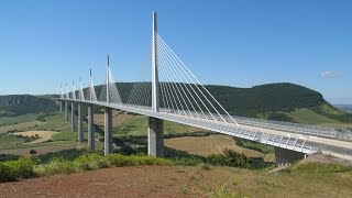 Millau France  City new picture : France: A75 Viaduc de Millau