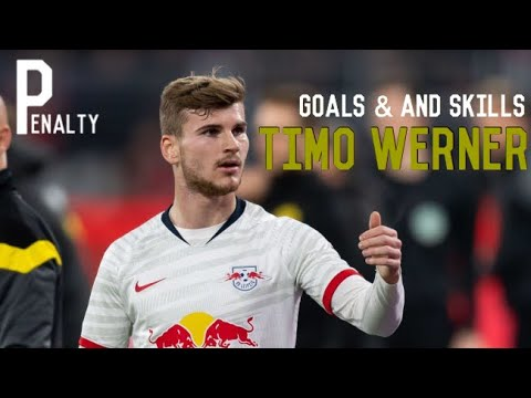 TIMO WERNER - MAGICAL SPEED, SKILLS & GOALS - 2019/20 PP