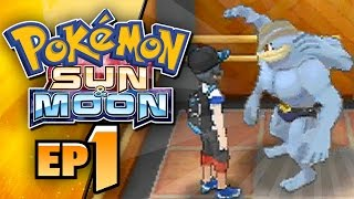 IT'S FINALLY HERE!! - Pokemon Sun and Moon: Special Demo Edition (Episode 1) by Tyranitar Tube