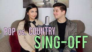 Video Pop vs. Country SING-OFF! download in MP3, 3GP, MP4, WEBM, AVI, FLV January 2017