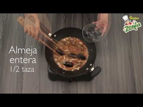 Pasta a la Valenciana | PASTAS ZONIA