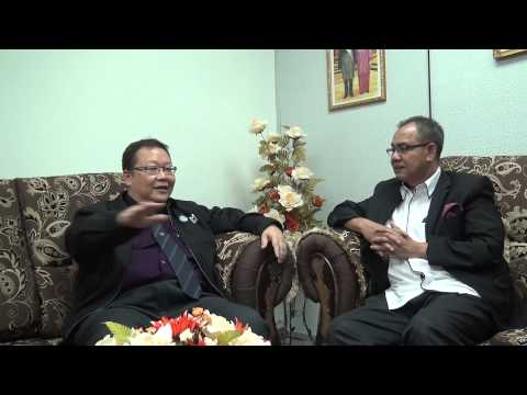 Discussion between Prof. Dato' Dr. Abdul Rahman Abdul Aziz and Mr. Chan Kok Kian (03.11.2014)
