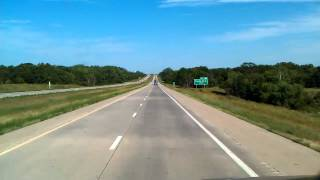 Emporia (KS) United States  city photo : I-35 N @ Emporia, KS