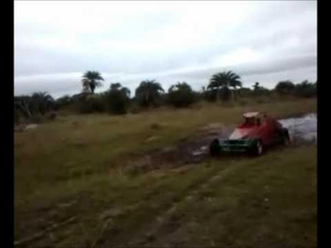 Gaiola de trilha Arambaré RS