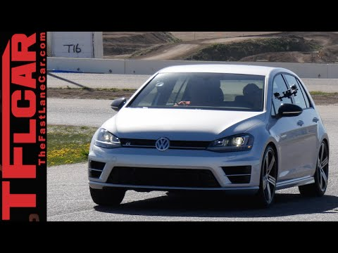 2015 VW Golf R – This Just In!
