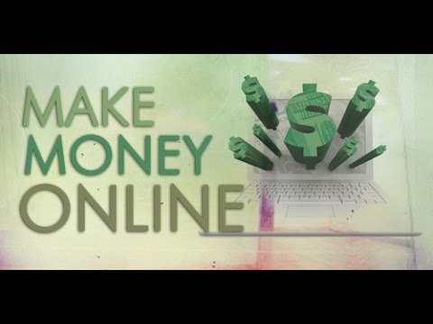 How To Make Money Online | Make Money On The Internet 2014