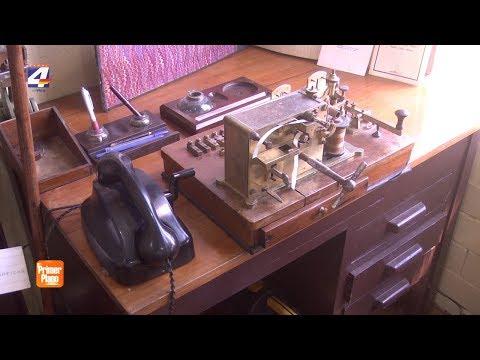 Habilitan museo en talleres de AFE de Paysandú en el Día del Patrimonio