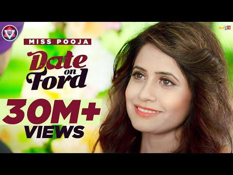 Date on FORD Song Lyrics Video | Miss Pooja