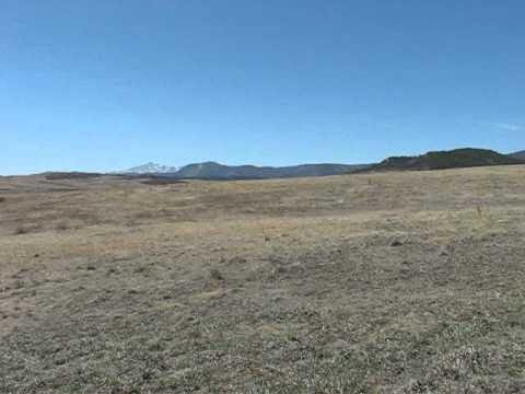 Greenland Open Space Trails - Colorado