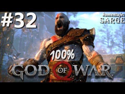 Zagrajmy w God of War 2018 (100%) odc. 32 - Pojedynek z czempionem