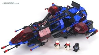Video LEGO Classic Space Police 6986 Galactic Enforcer / Mission Commander from 1989! MP3, 3GP, MP4, WEBM, AVI, FLV Agustus 2018