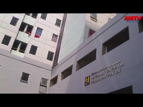 Menteri Basuki Targetkan Bangun 100 Tower Rusun Santri