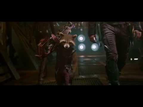 i guardiani della galassia - trailer
