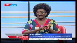Kimasomaso: Haki cha Walemavu wasioweza kusikia na kuongea, Septemba 24 2016 Part 2