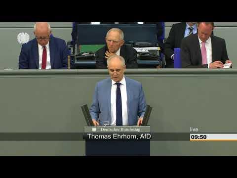 AfD Thomas Ehrhorn spricht über den kranken Geist der 68iger im Bezug auf den linken Mainstream