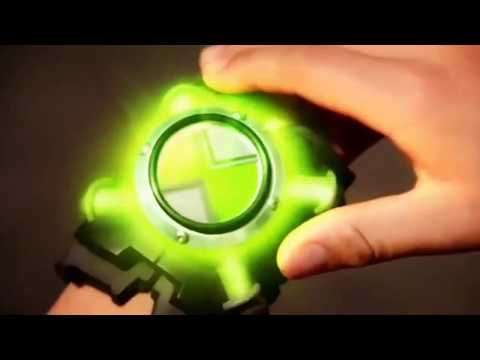 Ben 10 race against time (clip) Three Transformations Omnitrix live action