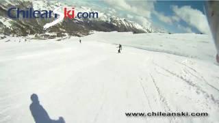Embudo, Nevados de Chillán Chile