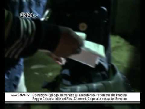 """Operazione """"Epilogo"""": il video degli arresti e le intercettazioni"""