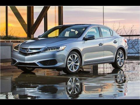 Acura новый седан фото