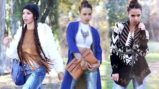 Fall Fashion Tips - How To Layer Outfits