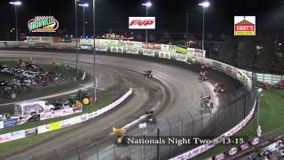 Knoxville Raceway 8-13-15 Nationals Night 2
