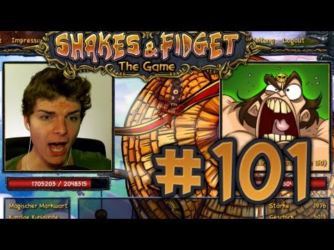 Let's Play Shakes and Fidget #101 - Der TURM ist da!!!