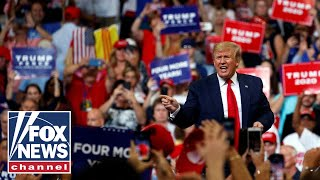 Video Trump holds 'MAGA' rally in Orlando to kick off 2020 campaign MP3, 3GP, MP4, WEBM, AVI, FLV Juni 2019