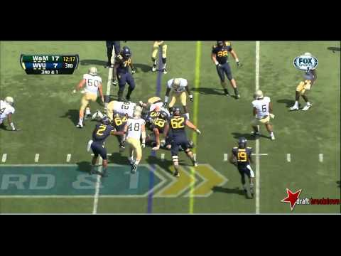 Jerome Couplin III vs West Virginia 2013 video.