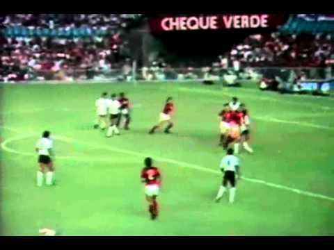 Gol em uma bela jogada da equipa contra o Corinthi...