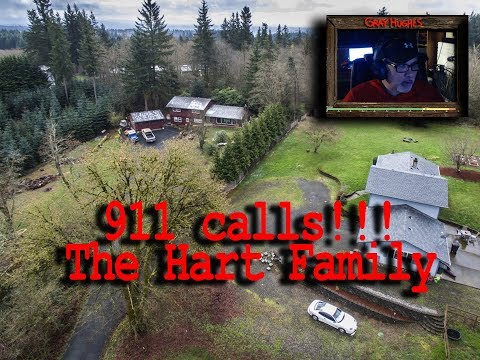 Wow!  The Hart Family 911 calls