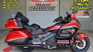 7. 2015 Honda Gold Wing Video Review of Specs - GL18HPMF / Chattanooga TN Honda PowerSports Dealer