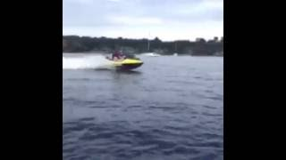 7. 2004 seadoo gtx 185 top speed run