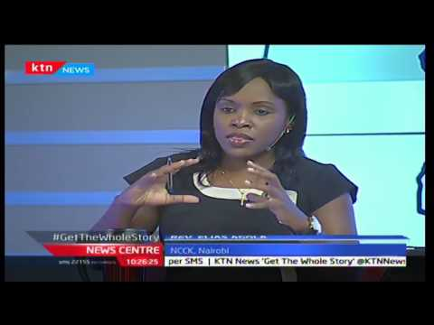 News Centre: IEBC exit talks(part 1), 30/9/2016