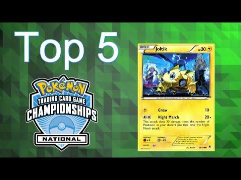 Top 5: Best Decks For The 2015 Pokemon U.S. National Championship