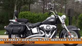 4. Used 2013 Harley Davidson Heritage Softail Classic Motorcycles for sale