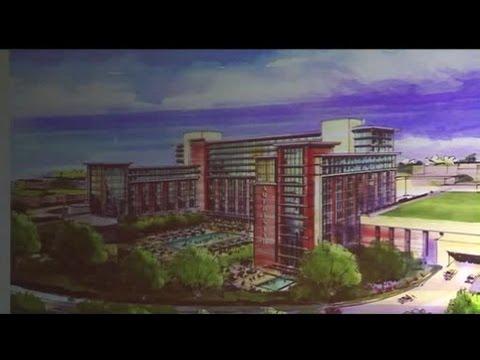 Ameristar's Springfield casino plans unveiled