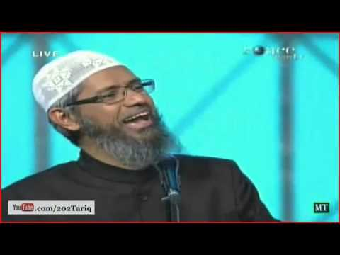 Dharam kisne banaya by Dr Zakir naik at Urdu peace Conference 2011