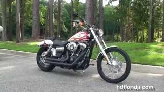 10. New 2014 Harley Davidson Wide Glide Motorcycles for sale